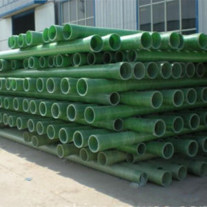 Underground FRP Electric Cable Protection Protective Padding Pipe pictures & photos