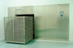 Cylindrical Type Horizontal Autoclave Steam Sterilizer pictures & photos