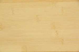 Horizonal Natural HDF Bamboo Flooring pictures & photos