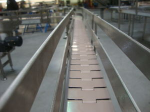 810-K200 Pitch 19.05mm Straight Running Stainless Steel Table Top Chain for Conveyor pictures & photos