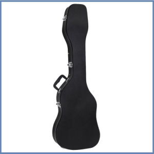 Cheap Black Color Hard Guitar Case pictures & photos