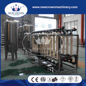 Stainless Steel Ultra Fiber Filter Machine for Making Mineral Water pictures & photos