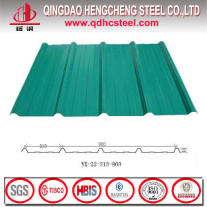 SGCC Prepainted Galvanized Corrugated Sheet for Roofing pictures & photos