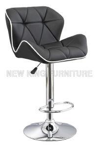 Modern Cheap Leisure Chair Used Bar Furniture Leather Bar Chair (NK-BCB001) pictures & photos