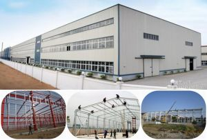 Prefab Steel Frame House From China pictures & photos