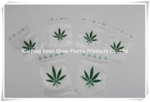 Resealable Zip Lock Bag Clear Plastic Zipper Bag pictures & photos