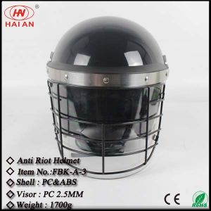 China Anti-Riot Police Helmet pictures & photos