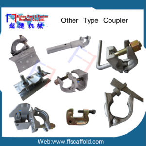 Forged Putlog Scaffold Clamps En74 Factory in Rizhao (FF-0103) pictures & photos