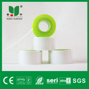 19mm High Quality White PTFE Tape for Water Pipe pictures & photos