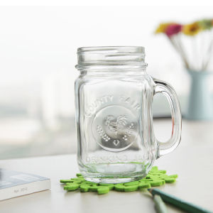 Glass Jar Wholesale 8oz Mini Mason Jar Manufacturer pictures & photos