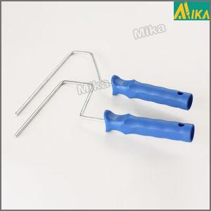 Blue Plastic Handle Paint Roller Frame (suit for Dia40mm roller) pictures & photos