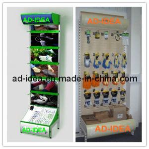 Metal Display Stand with Hook/ Metal Display Rack pictures & photos