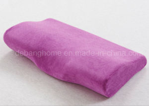 Pillow Washable Health Memory Neck Pillow pictures & photos
