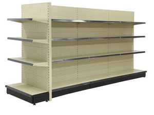 American Style Grocery Store Storage Gondola Shelf pictures & photos