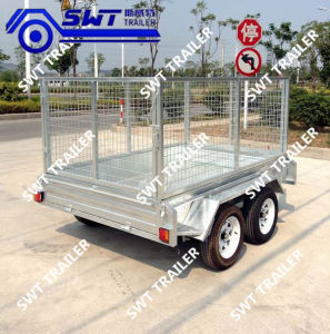 Utility Tandem Trailer with Excellent Quality (SWT-TT95) pictures & photos