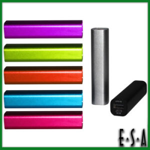 2015 Wholesale Fast Charging Power Bank, Popular Power Bank 2600mAh, Hotsale Colorful High Capacity CE FCC RoHS Power Bank G11b107 pictures & photos