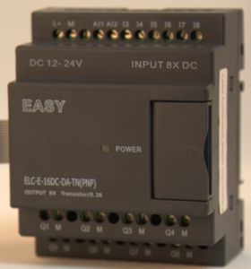 Programmable Relay for Intelligent Control (ELC-E-16DC-DA-TN) pictures & photos