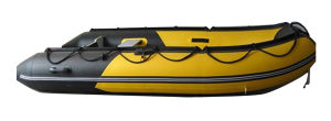 Aqualand 10FT Foldable Inflatable Boat/Military Rubber Boat (320) pictures & photos