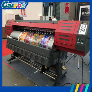 Garros Wide Format 1.8m 6FT 1440dpi Resolution Plotter Eco Solvent Printer pictures & photos