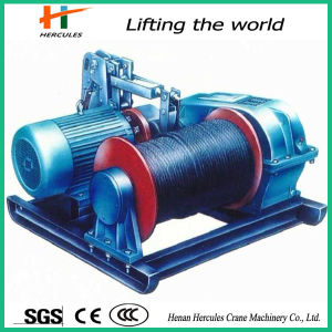 Electric Power Winch with Largecapacity pictures & photos