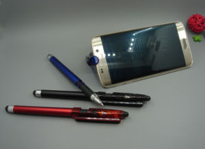 Multifunctional Mobile Phone Holder Touch Pen pictures & photos
