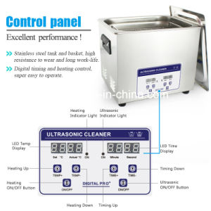 Skymen Digital 10L Benchtop Ultrasonic Cleaner for Small Parts pictures & photos