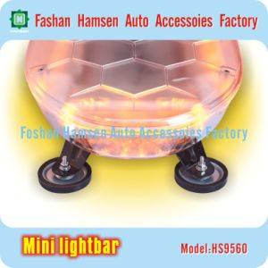 LED Reflector Emergency Amber Police Traffic Fire Warning Mini Lightbar pictures & photos