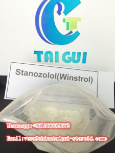 Cutting Cycle Steroids Winstrol Stanozolol Anabolic Powder for Muscle Gain pictures & photos