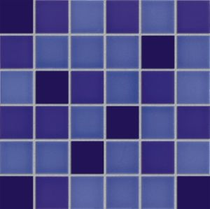 Blue Ceramic Swimming Pool Mosaic (G323B) pictures & photos