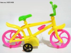 Cute Toys of Pull Line Bicycle for Kids pictures & photos
