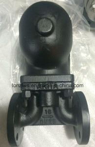 Cast Steel Flange End Ball Float Steam Trap pictures & photos