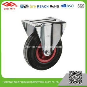 Industrial Grey Rubber Casters (P102-32D080X25S) pictures & photos