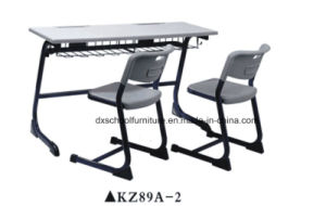 Wholesale School Desk and Chair for Student Kz89A-2 pictures & photos