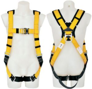 Ce En 12277 Yellow Safety Climbing Harness for Mountaineering Rescue pictures & photos