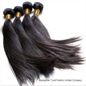 5A Malaysian Virgin Hair - Straight Natural Black