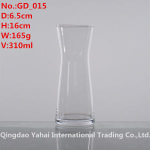 310ml Clear Colored Glass Decanter pictures & photos