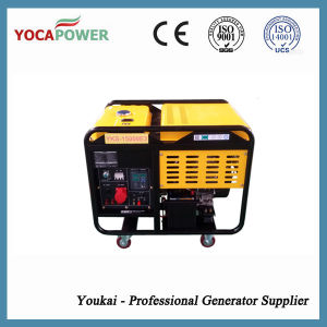 9kw Small Diesel Engine Diesel Generator pictures & photos