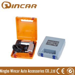 Portable Car Tyre Inflator /Car Air Compressor (W2015) pictures & photos