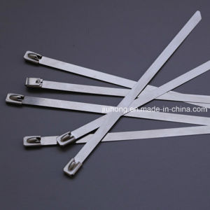 High Quality Stainless Steel Cable Tie Fastener pictures & photos
