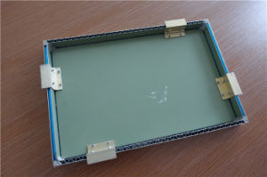 Crrugated Insulated Aluminum Sandwich Panels pictures & photos