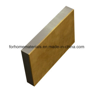 Abrasion Protection Explosive Clad Metal Plate Sheet pictures & photos