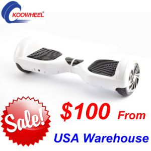 Two Wheel Smart Self Balance Electric Scooter 2 Wheels Hoverbord From USA Warehouse pictures & photos
