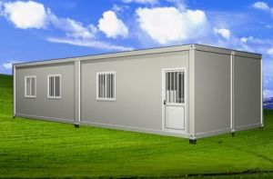 Container House with Steel Structure pictures & photos
