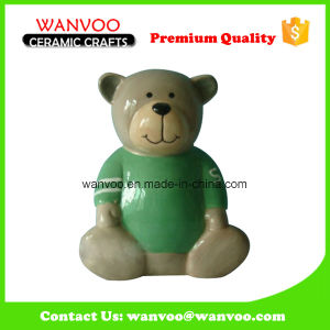 Hot Sale Money Bear Coin Bank for Gift Decoration pictures & photos