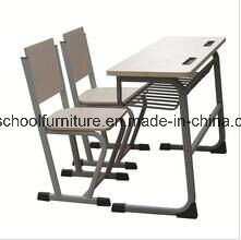 Wooden Table Study Desk and Chair for Student pictures & photos