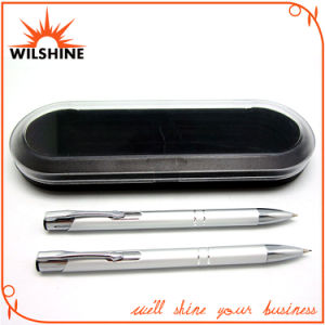 Popular Aluminum Pen Set for Corporate Gifts (BP0113SR) pictures & photos