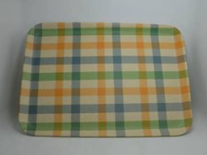 Bamboo Fiber Tableware Tray with Printed (BC-TP1003) pictures & photos