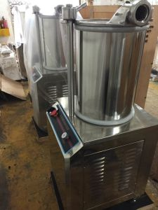 Commercial Stainless Steel Sausage Filler for Making Sausage (GRT-SF350) pictures & photos