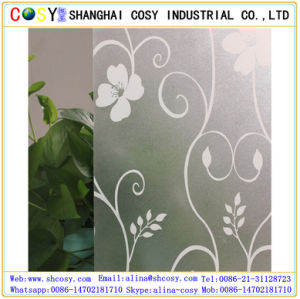 Adhesive Window Glass Film pictures & photos