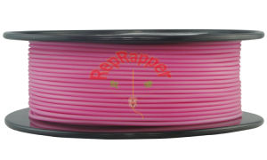 Well Coiling PLA 3.0mm Pink 3D Printing Filament